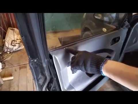 Замена мотора стеклоподъемника Chevrolet Lacetti
