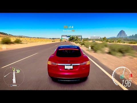 Forza Horizon 3 Tesla Model S P90D