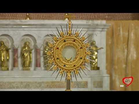 Con il Dio della Vita... Adorazione Eucaristica - 2 aprile 2020