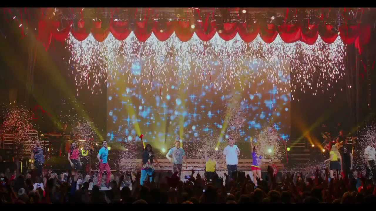 Glee | 3D Movie Trailer HD | 20th Century FOX