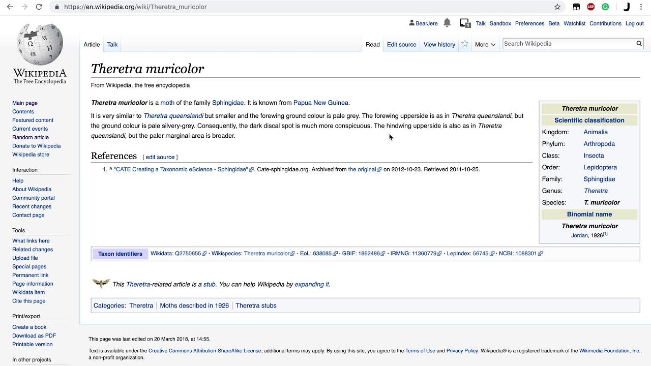 Random Wikipedia Article #5