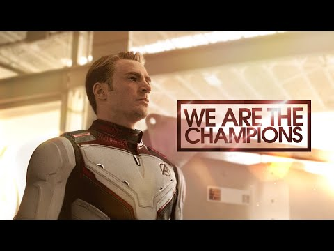 MARVEL   We Are The Champions