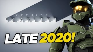 Xbox Scarlett Confirmed For Late 2020 - Everything We Know