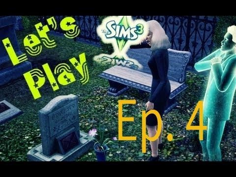 Lets Play Sims 3   Episode 4