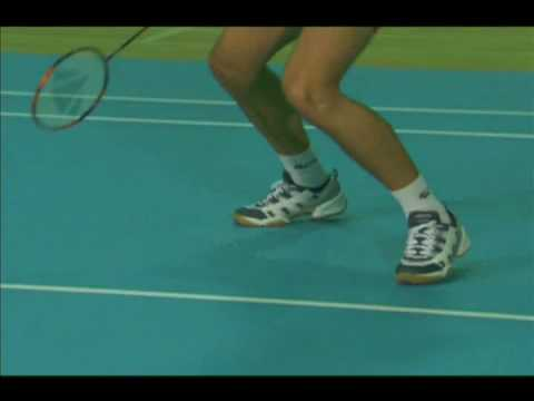 [Badminton Techniques]-backhand Drop