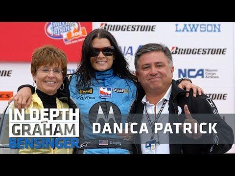 Danica Patrick: Fired parents for manipulative husband