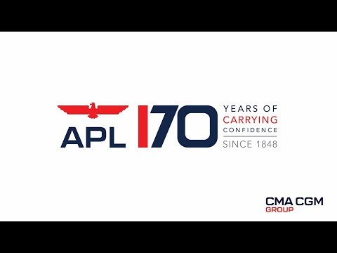 Celebrating APL's 170 Years of Shipping Excellence