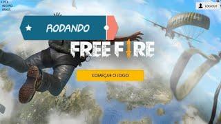 (Rodando FREE FIRE) App de internet gratis🤗😋