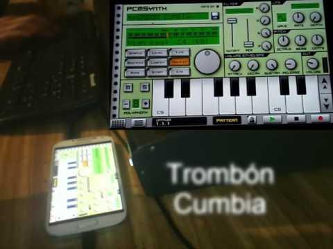 Samples Gratis iPad - Android - iPhone (Caustic 3) (Sound Font Pro) (Bismark 16)