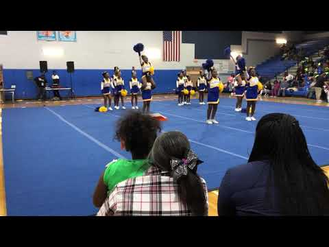 Havana Magnet School Cheerleaders