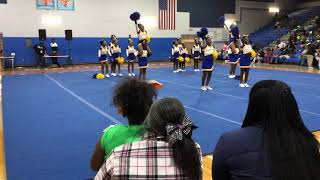 Havana Magnet School Cheerleaders