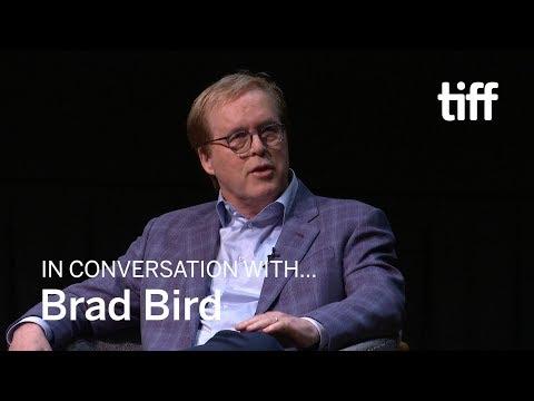 In Conversation With... Brad Bird   TIFF 2018