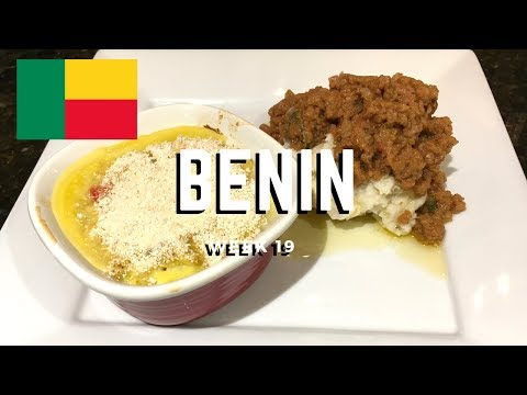 Second Spin, Country 19: Benin [International Food]