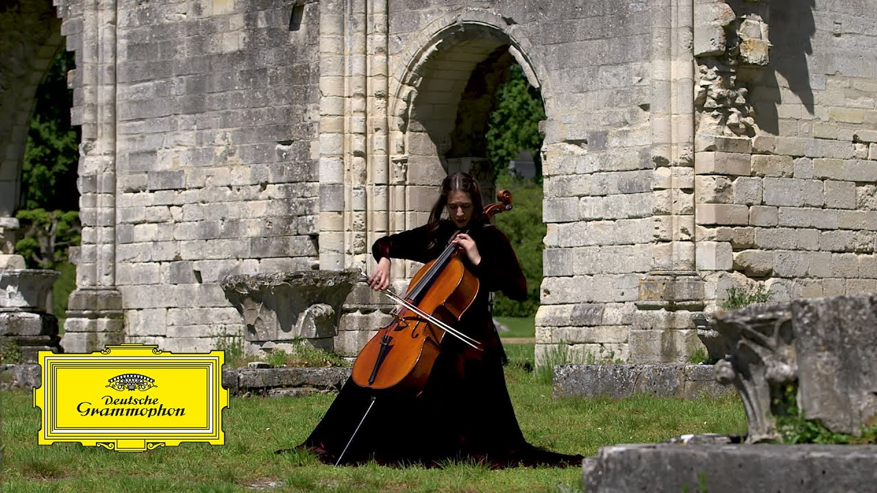 Camille Thomas – Schubert: Gretchen am Spinnrade (at the Abbaye de Chaalis)