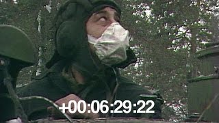 1987.02 Чернобыльcкая зона. Разрушение и захоронение сел.