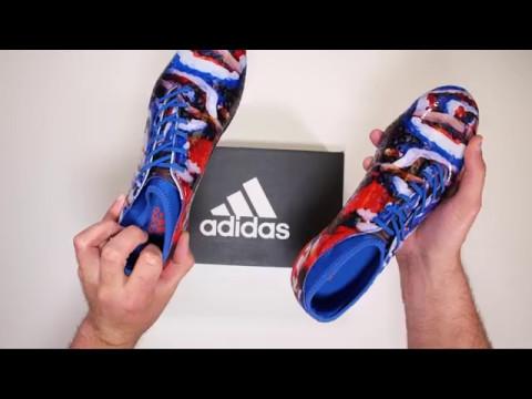 quality design 9b6bf 1d0bb adidas adizero Malice 7s Paris Boot Unboxing