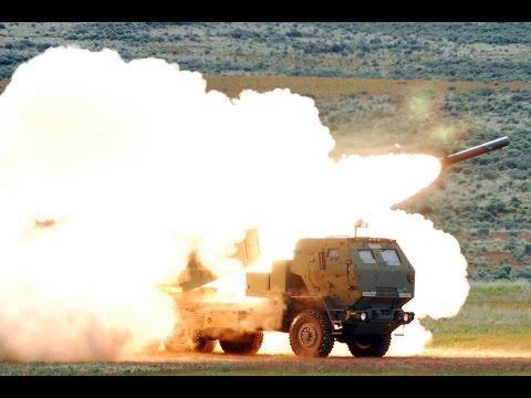 HIMARS Artillery Rocket