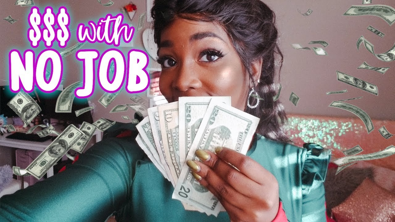 How I Make a Living with No Job | Multiple Hustles