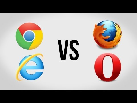 Browser Test! Chrome 25 vs Firefox 19 vs Internet Explorer 10 vs Opera 12