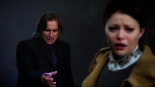 "Once Upon A Time 4x11 | ""Rumplestiltskin, I command you to leave Storybrooke"" - Belle"