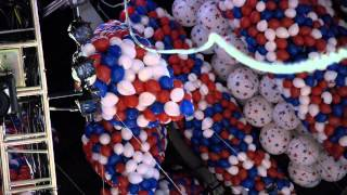 RNC: Behind the balloons
