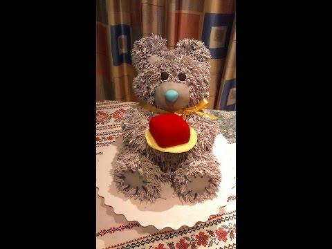 Торт Мишка Тедди