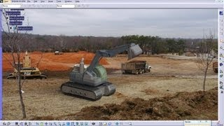 Catia V5 Tutorial|Excavator Simulation Mock Up