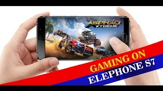 Elephone S7 Gaming Experience