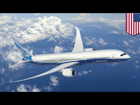 Dreamliner 787-10 rollout: longer Boeing aircraft makes debut in South Carolina - TomoNews