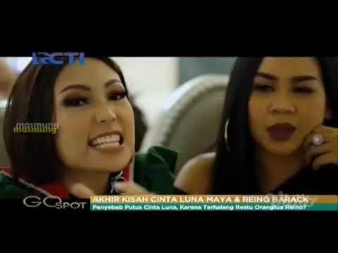 Tidak Direstui Alasan Putus Cinta Luna Maya Dan Reino Barack Insert 14 September 2018 Youtube