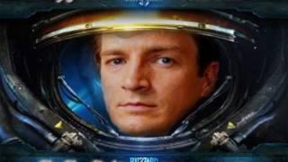 "Firefly OST ""Big Bar Fight,"" Starcraft-II Style"