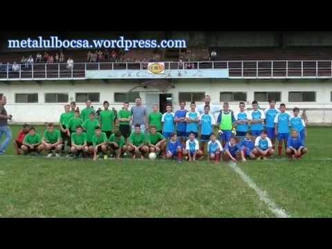 17.09.2016 *Juniori* Metalul Bocșa - ASO Deta *Meci Amical* (Faze din meci)