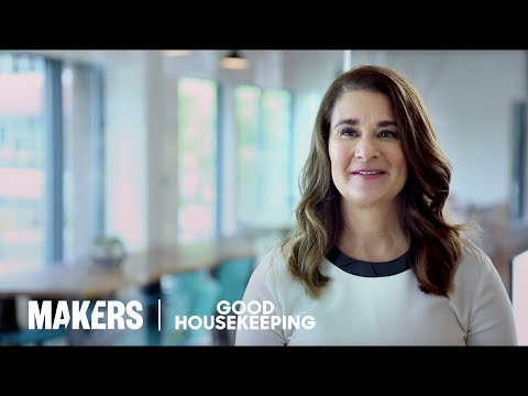 Melinda Gates Interview On The Advice That Shaped Her | Ask An Awesome Woman