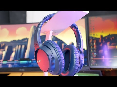 NEW SONY WH-CH700N Review! Sony DOES IT Again!?!?