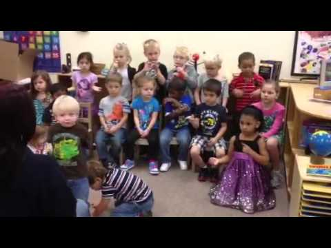 """""""Imagine"""" as seen on glee ASL by Winter Haven Montessori"""