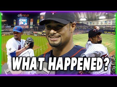 What Happened To Johan Santana?