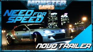 Need For Speed - NOVO TRAILER E NOVOS MODOS DE JOGO