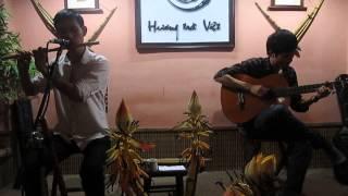 Cô Gái Đến Từ Hôm Qua - Sáo Trúc & Guitar ( Tuấn Sáo - Việt Phúc )