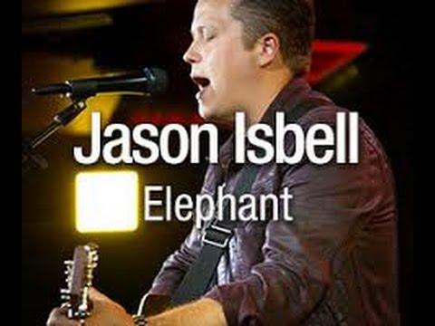 Jason Isbell - Elephant (live September 2013)