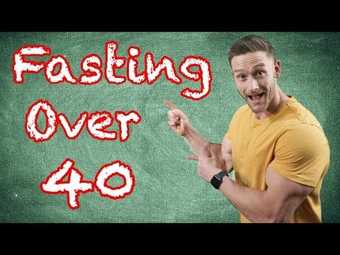 Intermittent Fasting over Age 40 : The Complete Guide