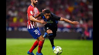 Dalbert Henrique vs Atlético Madrid(11/08/2018)18-19 HD 720p by轩旗