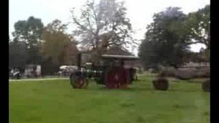 Strumpshaw Working Event - Steam Haulage