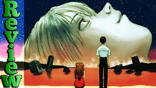 Neon Genesis Evangelion: The End of Evangelion - Anime Movie Review