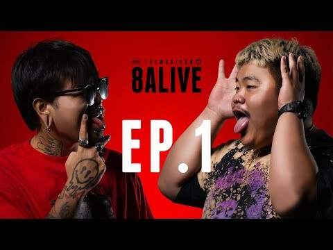 TWIO4 : EP.1 8BOTSBOYZ vs STAGE-N (8ALIVE) | RAP IS NOW