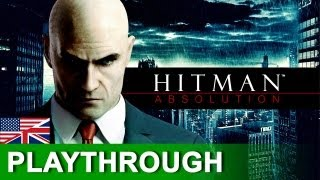 hitman 5 absolution first 17 minute in game footage playthrough