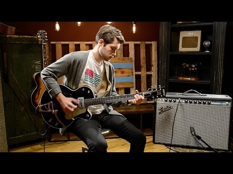 Gretsch G6118T-LTV 130th Anniversary Jr. Guitar Demo