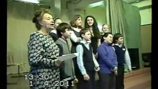 Школьный театр. Каминский