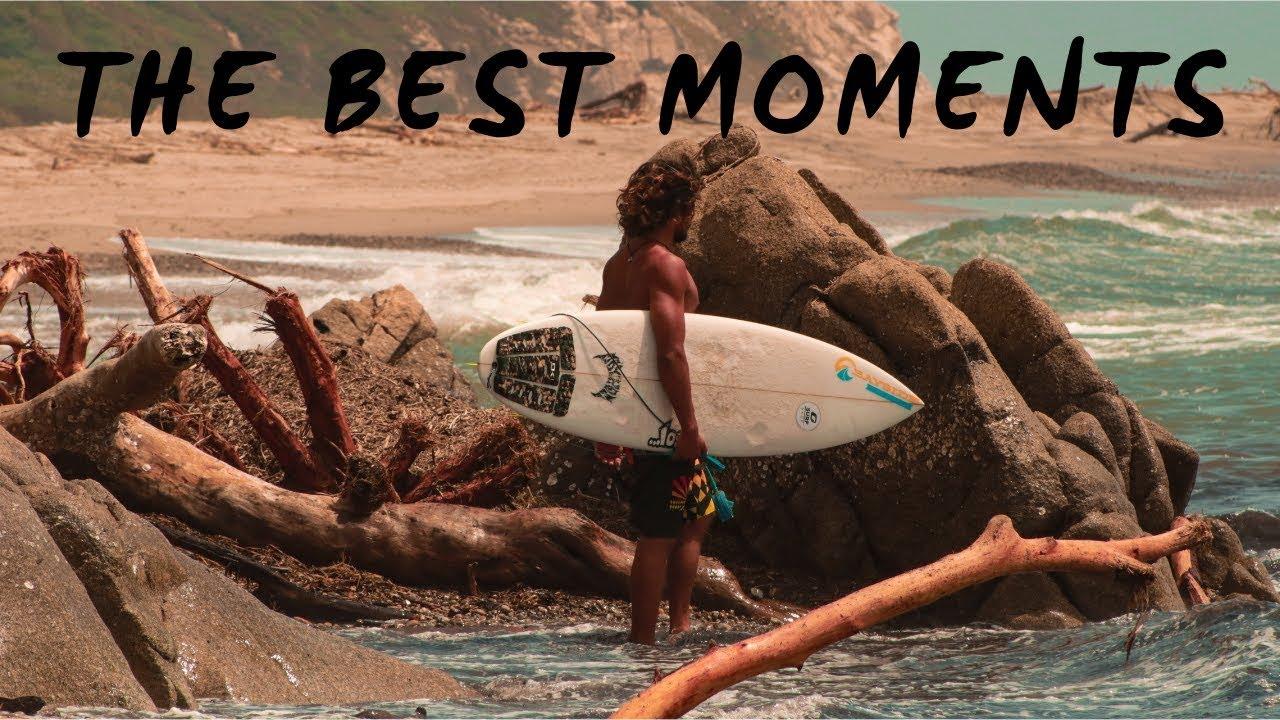Surf Open Huatulco 2019 - Los mejores momentos