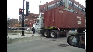 WORST Semi Truck Driver EVER
