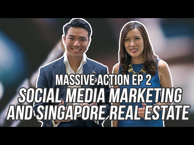 Secret real estate SOCIAL MEDIA hacks in Singapore with Lorraine Tan | Massive Action Podcast EP2
